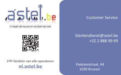Astel visitekaart klein nl