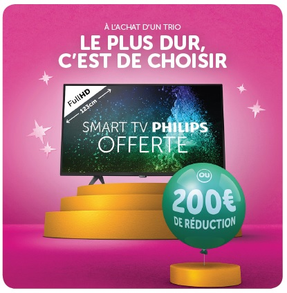 2017 08 promo voo tv philips gratuite ou 200 euro de reduction