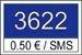 3622 blue