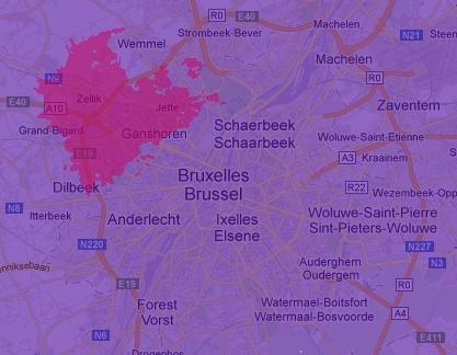 4G Bruxelles avril 2013