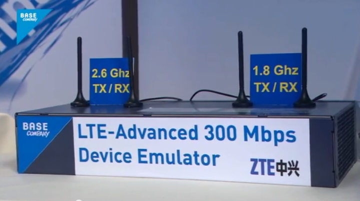 BASE LTE Advanced