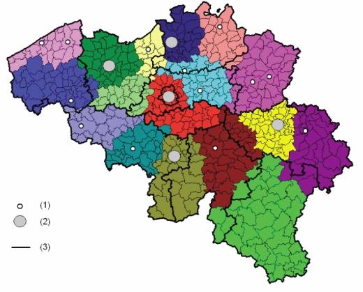 Belgique telephonique