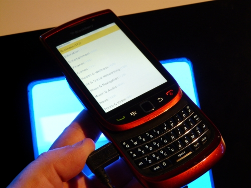 Blackberry 8