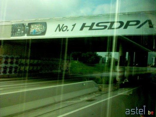 HSDPA, la vitesse de l'autoroute! - 36.9ko