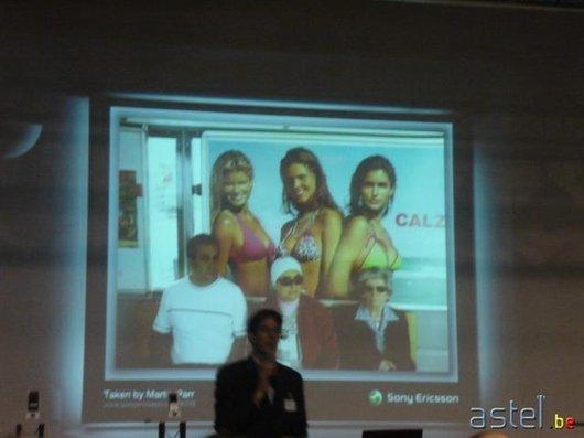 A la fin de la présentation, quelques exemples de photos prises avec un K800i;-) - 27.7ko