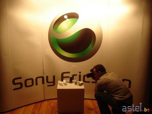 Le plaisir de photographier des Sony Ericsson;-) - 24.3ko