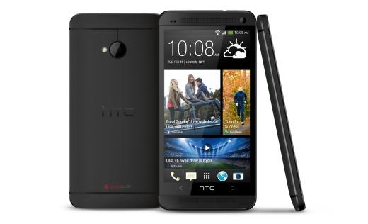 HTC One beautiful black