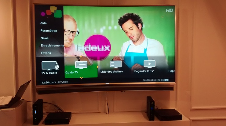 Le nouveau pack mobistar tv et internet via le c ble astel - Achat internet belgique ...