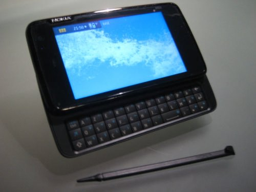 N900 pc suite mode