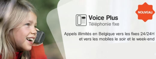 Mobistar Voice Plus