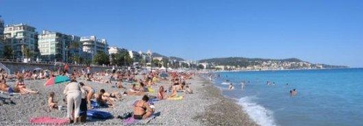 Nice Promenade des Anglais 2 pt 2