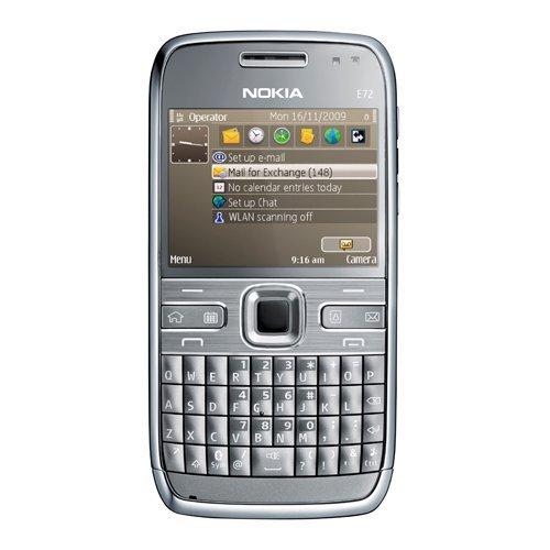 Nokia E72 Grey