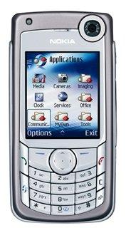 Nokia 6680 Bronze Large