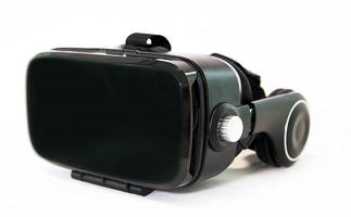 Orange VR1 headset