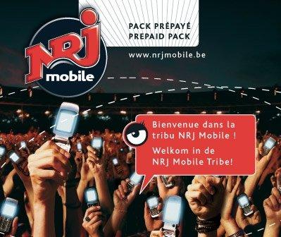 Pack NRJ mobile