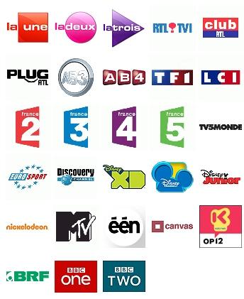 belgacom tv chaine
