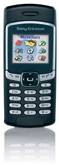 Sony Ericsson T290i GD