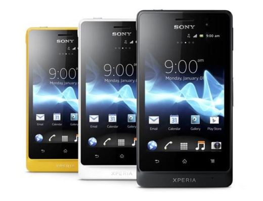 Sony Xperia Go 3