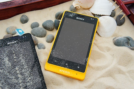 Sony Xperia Go 6