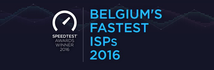 Speedtest awards 2016 1