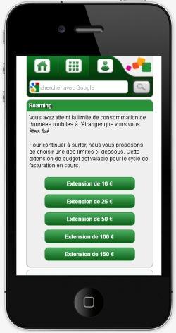 Travel Data Control FR 2