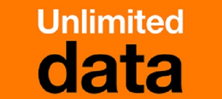 Unlimited data orange