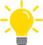 Astuce astel ampoule jaune