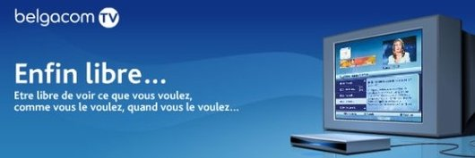 Belgacom tv header