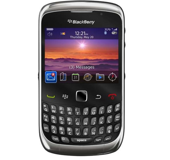 Blackberry curve 3g 2
