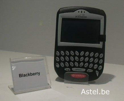 Blackberry noir