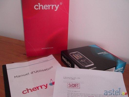 Cherry beta