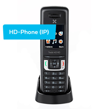 Cordless telephone twist 40 hd XS 1