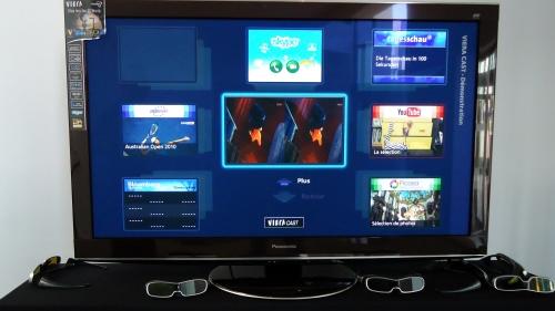Fonctionalite tv