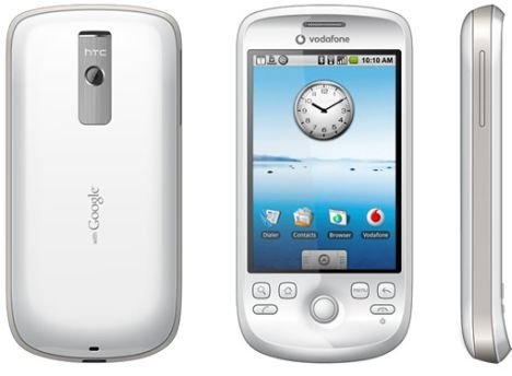 Htc magic 468 3