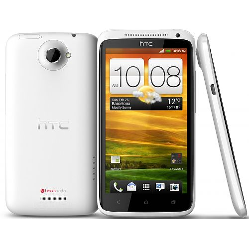 Htc one x white 2