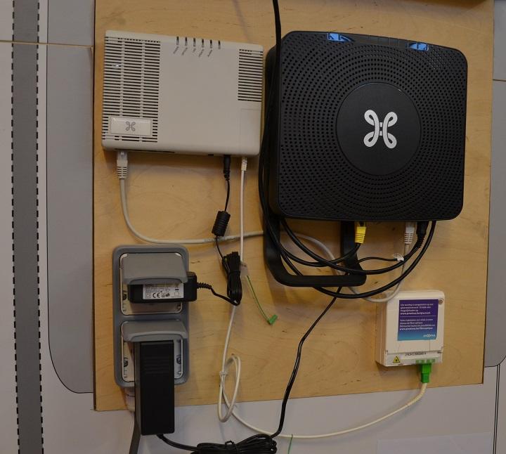 O et comment proximus installe la fibre optique namur astel - Comment s installe la fibre optique ...