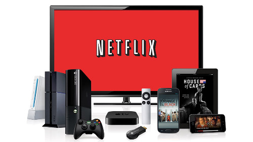Netflix and devices 243