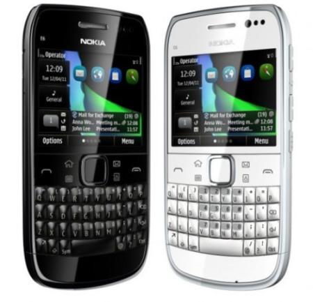 Nokia e6 2