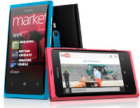 Nokia lumia 800 200x155