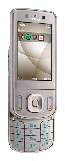 Nokia 6260 slide 1