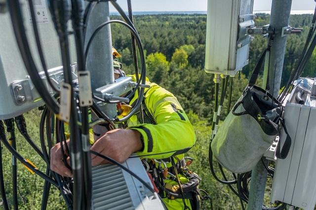Nouvelles antennes gsm orange belgique eupen 2