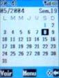Pana calendrier