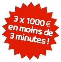 Pastille red 1000 fr 200