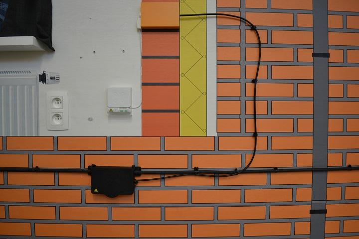 Proximus fibre facade copyright astel