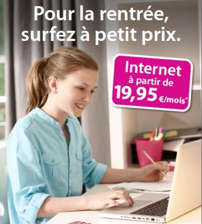 Rentree internet