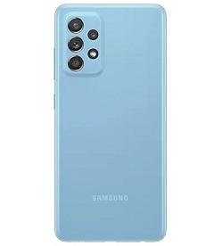 Samsung galaxy a52 bleu 250