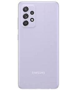 Samsung galaxy a52 violet 250