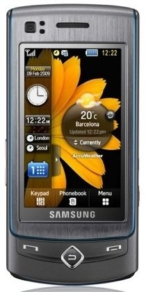 Samsung ultra touch s8300 1b