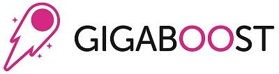 Voo logo GIGABOOST option