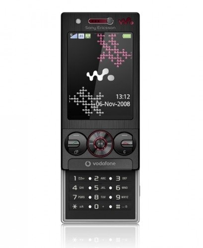 W715 front open galactic black vodafone standby 409x500